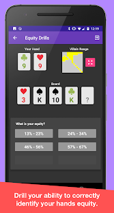 Download Calculator+ Texas Hold'em poker odds calculator For PC Windows and Mac apk screenshot 4