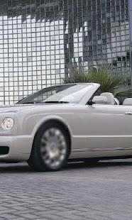 Wallpaper Bentley Azure - náhled