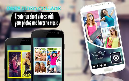 玩免費攝影APP|下載Insta Video Collage app不用錢|硬是要APP