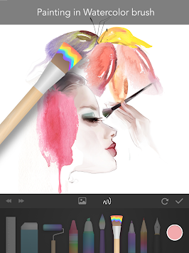 PaperOne:Paint Draw Sketchbook APK screenshot thumbnail 11