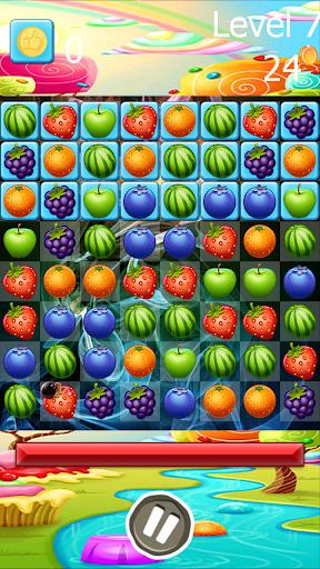 Candy Fruit Blast