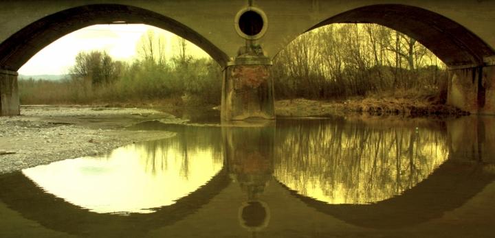 Gli occhi del ponte di bucefalo