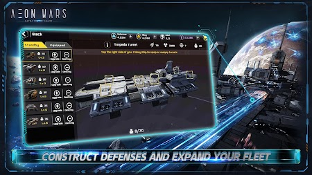 Aeon Wars: Galactic Conquest APK screenshot thumbnail 3