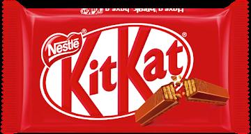 CHOCOLATINA KIT KAT   CHOCOLATE FiNGERS PAQUETE X41G