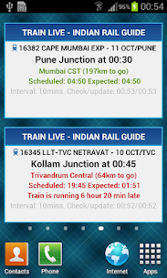 Download Indian Rail Guide App for Android 3
