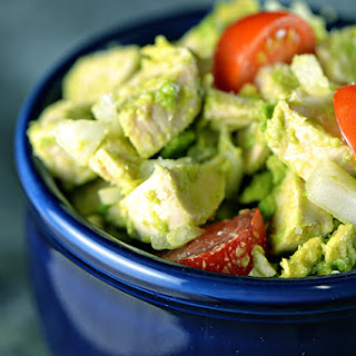 Avocado Chicken Healthy Recipes