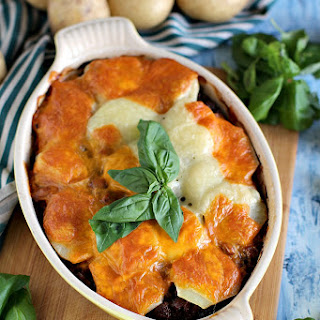 Beef Potato Mushroom Casserole Recipes