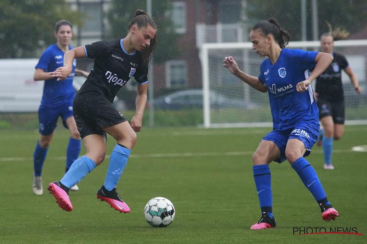 KRC Genk Ladies zwaar onderuit in oefenwedstrijd tegen PEC Zwolle