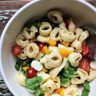 Tortellini Salad Italian Dressing Recipes.