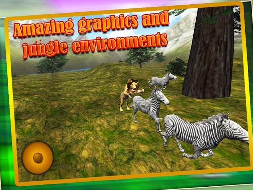 無料动作Appのライオンの生活|記事Game