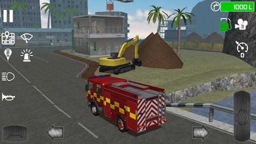 Fire Engine Simulator 1.1 screenshots 3