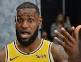 Los Angeles Lakers verloor van Detroit