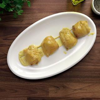 Dijon Baked Chicken Thighs Recipe