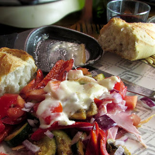 Raclette Vegetables Recipes.
