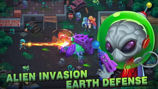 Aliens Agent: Star Battlelands 1.0.2 {cheat|hack|gameplay|apk mod|resources generator} 1