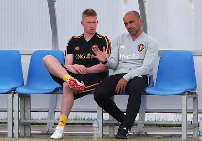 """De Bruyne en Martinez praten veel over voetbal én familie: """"Of ik het verlengstuk ben?"""""""