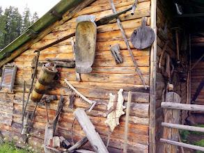 Photo: The Shepherd's Hut - torture instruments (just kidding! :)
