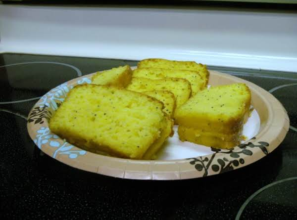 Lemon Poppyseed Bread Recipe