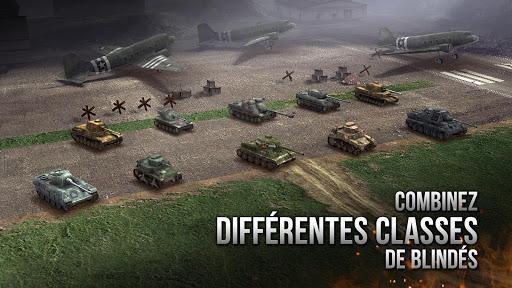 Code Triche Armor Age: Tank Wars u2014 WW2 Platoon Battle Tactics APK MOD screenshots 5