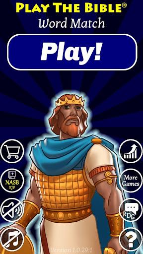 Play The Bible Word Match 1.12 screenshots 1