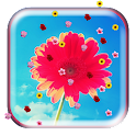 A8 Flower Live Wallpaper icon