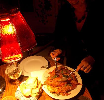 Ultimi ritocchi al piatto forte Natalizio di Francesca Boschetti