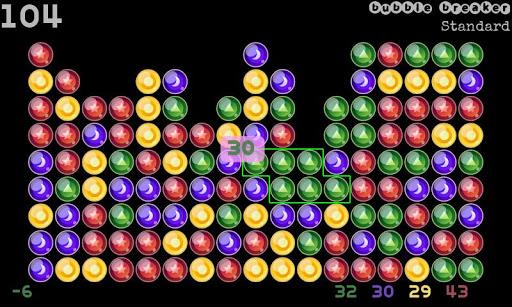 Classic Bubble Breaker(free) android2mod screenshots 2