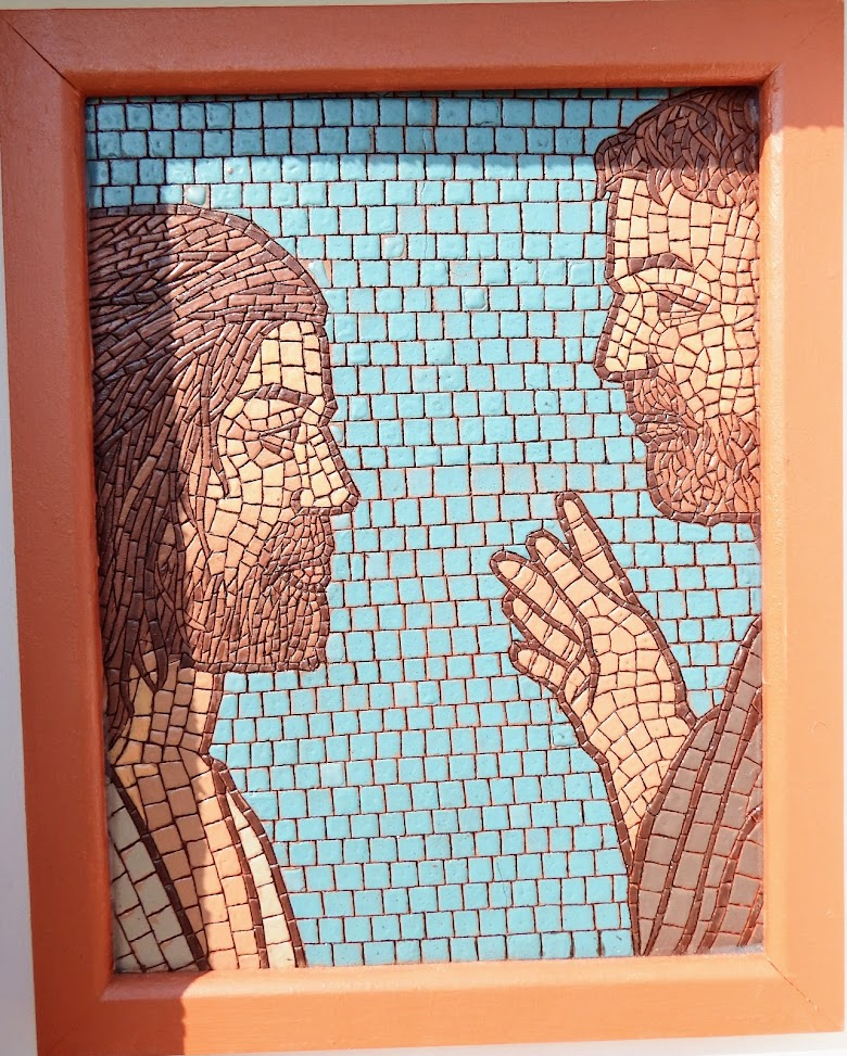 Szentpéterfa - Szent Péter és Pál apostolok rk. templom és keresztút