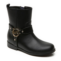 Michael Kors 'MK' Zip Boot BOOT