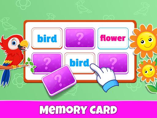 Sight Words - PreK to 3rd Grade Sight Word Games 1.0.5 screenshots 20