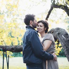 Fotógrafo de casamento Polina Evtifeeva (terianora). Foto de 18.01.2017