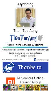 Download TTA MI Myanmar Font MIUI 7 to 9 2 For PC Windows