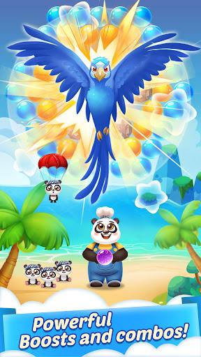 Bubble Shooter Cooking Panda 1.3.10 screenshots 2