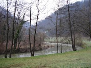 Photo: Nakon Klanjca došli smo do izletništa Zelenjak uz rijeku Sutlu