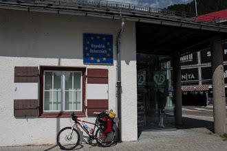 Photo: Powrót do Austrii przez przełęcz Brennero