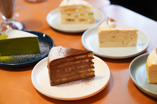 Casa Cafe' 千層蛋糕專賣店|新竹甜點|新竹下午茶|