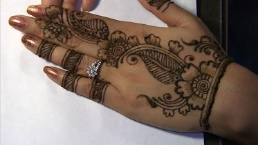 Mehndi Designs - screenshot thumbnail 04