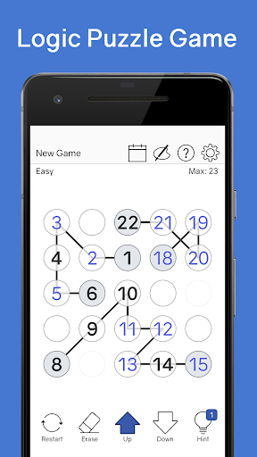 Number Chain screenshot 1