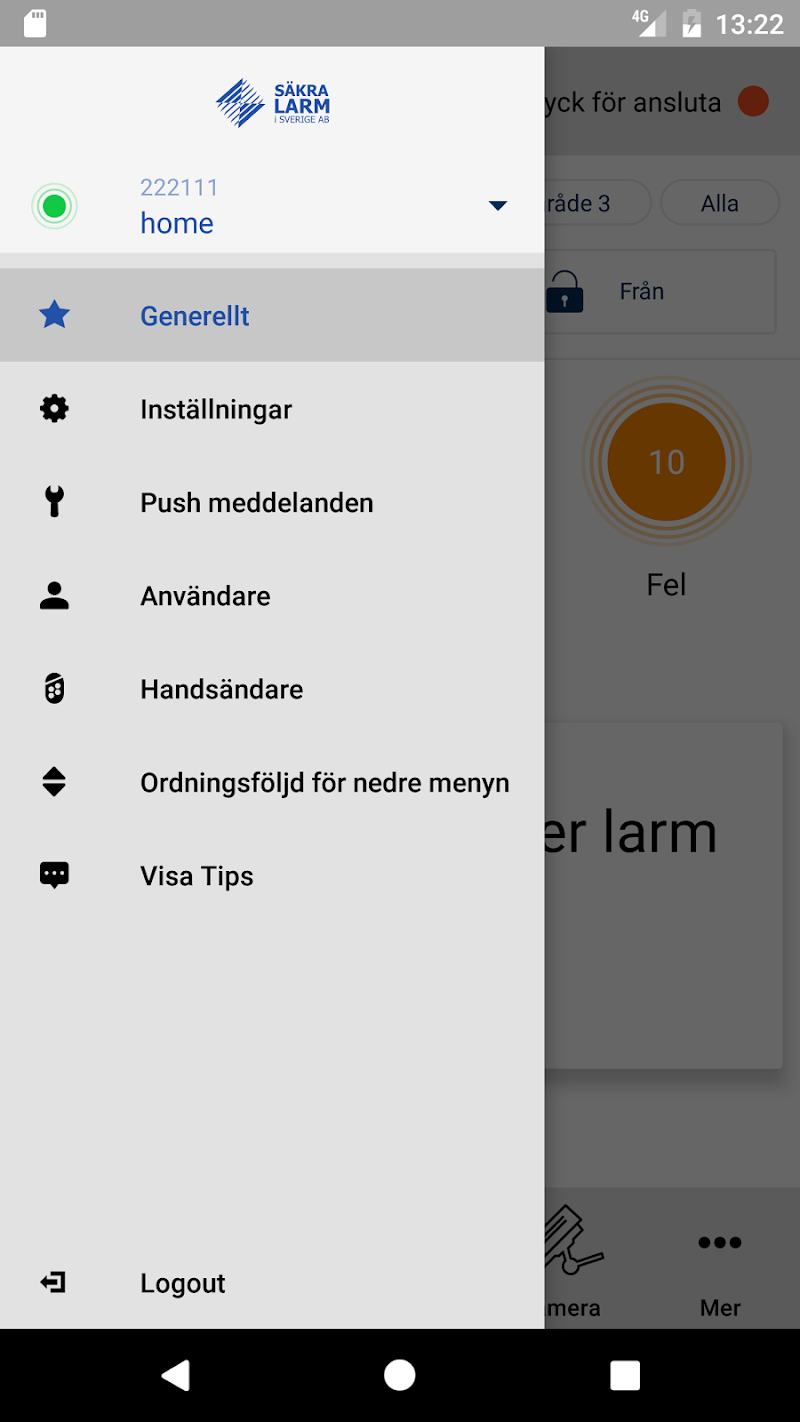 Скриншот Säkra