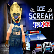 Granny Ice Cream Police: The scary Game Mod