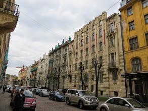 Photo: Art Nouveau walk