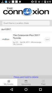 Connexion - náhled