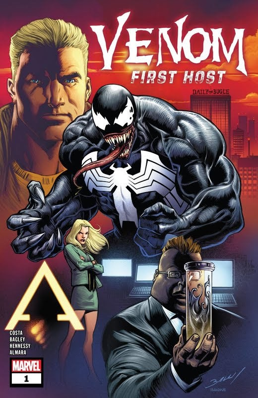 Venom: First Host (2018) - complete