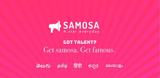 Samosa Fun Videos GiFs Audios WhatsApp Chat Status for PC