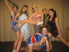 Photo: European Vacation 2009 - Italy, Germany, Austria. This particular photo was taken before our crazy hotel costume party.