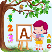 Learn ABC-123, Kids Learning Alphabets & Numbers