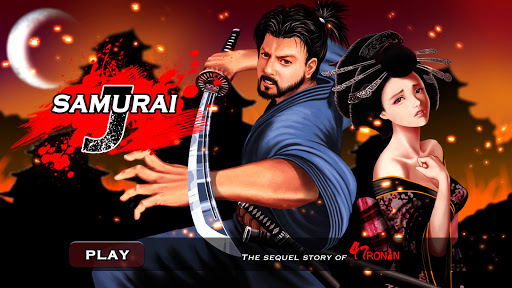 Samurai 3: RPG Action Combat - Warrior Crush  captures d'écran 1