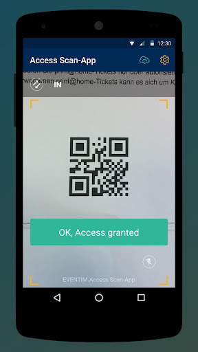 Access Scan-App