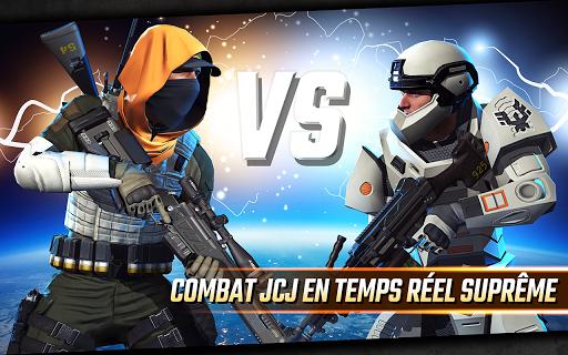 Sniper Strike – FPS 3D Shooting Game  captures d'écran 2