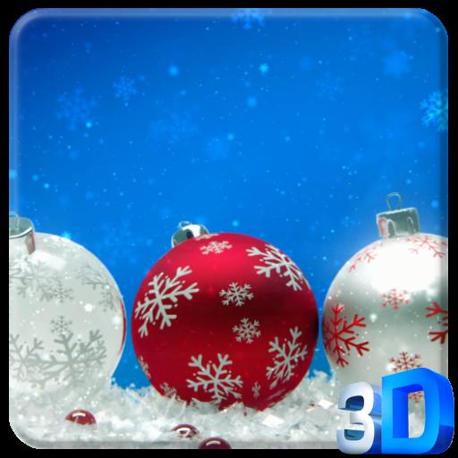 クリスマスの装飾 3 D 個人化 App LOGO-APP試玩